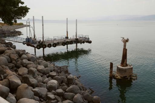 lac de tibériade