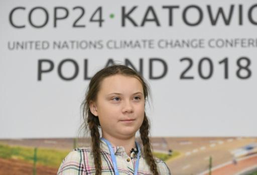 Greta Thunberg COP24 ado en colere generations futures