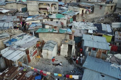 haithi corruption pauvreté inegalité