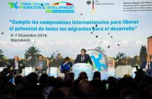 pacte sur les migrations convention de marrakech