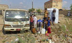 yemenitres refugiés camps tragedie