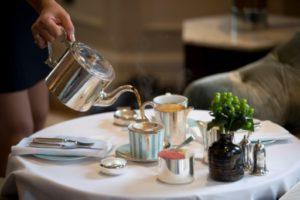 sachet de thé recyclables fragiles