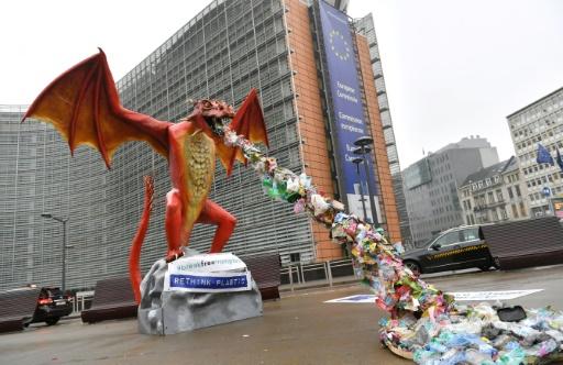 UE plastique