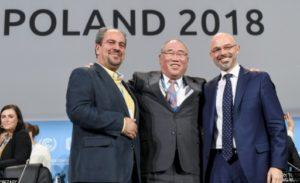 climat accord de paris cop24 ambitions