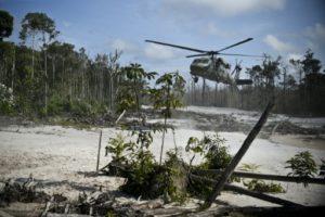 amazonie orpaillage illegal