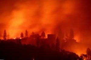 incendie californie