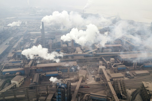 hausse emissions gaz a effet de serre