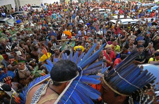 bolsonaro reserve indigene ressources