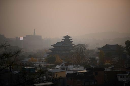 pluie pollution