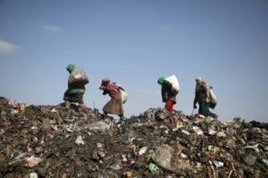 syrie enfants poubelles