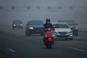 chine emissions de methane