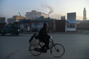kaboul pollution