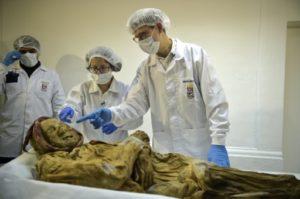 momie maladie europe equateur