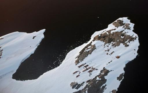 antarctique glaces