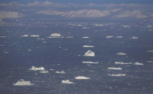 réchauffement des océans