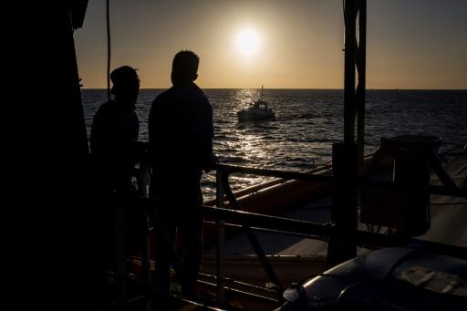 sea-watch migrants refugiés