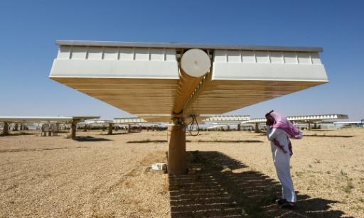 arabie saoudithe energie transition