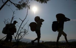 venezuela passeurs
