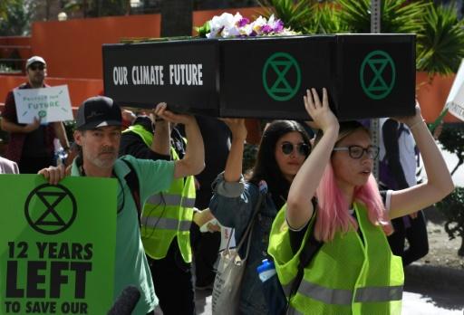 militants climatiques