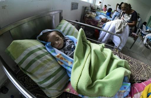venezuela medicament santé hopital