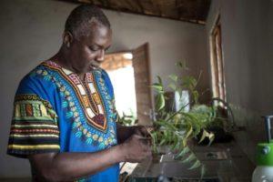 Pascal Bida Koyagbele soldats de la terre