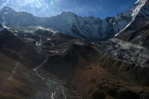 glaciers hymalya fondre 2100