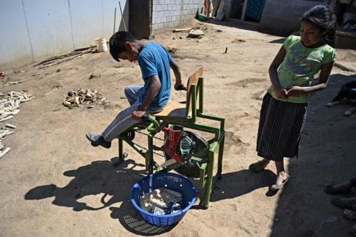 vélos recycvlés maya guatemala