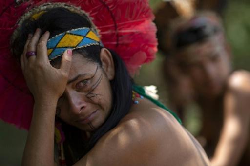vrésil barrage mine peuples indigenes