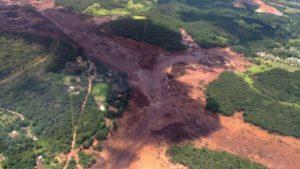 brésil catastrophes