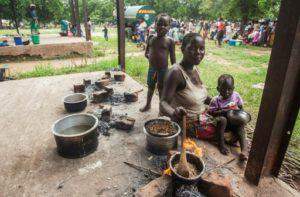 malawi camp innondations