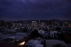 venezuela panne d'electricite
