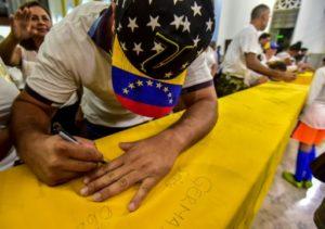 curaçao venezuela refugiés migrants