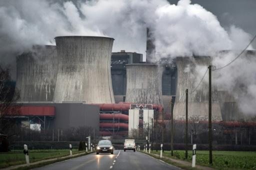 emissions de co2 energie 2018 hausse