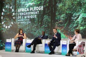 macron ecologie economie afrique de l'est