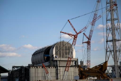 fukushima centrale 8 ans apres