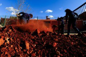 gardanne boues rouges bauxite alteo militants
