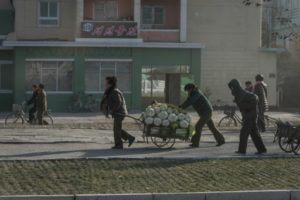coree du nord famine production alimentaire onu