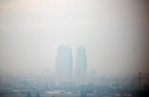 pollution de l'air morts hausse