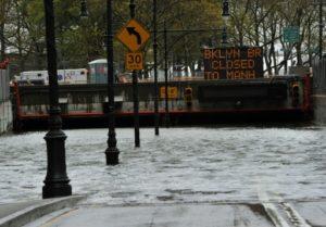 new york innondations mananttan
