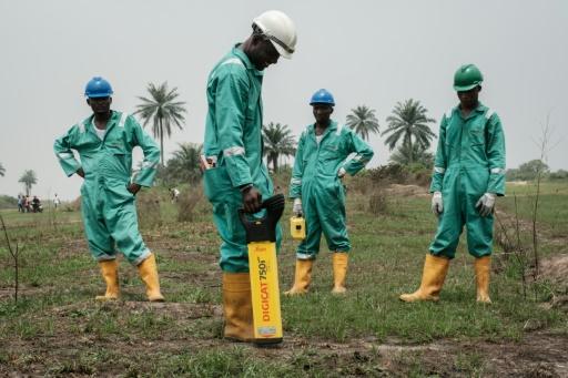 nigeria ogono petrole