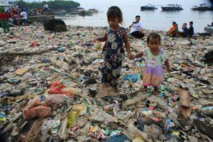ocean mystere plastique