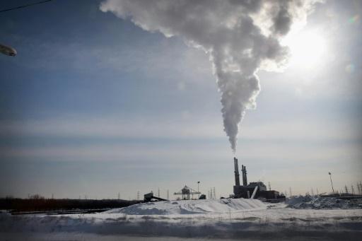 emissions de co2 reccord 2018
