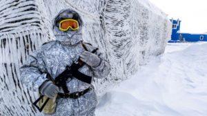 arctique base russes militaires