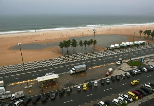 catastrophes rio brésil