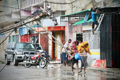 cyclone idai mozambique zimbabwe