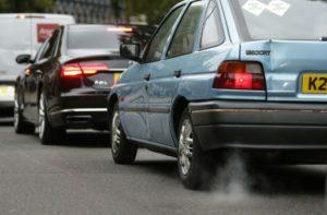 zone basse emission londres pollution