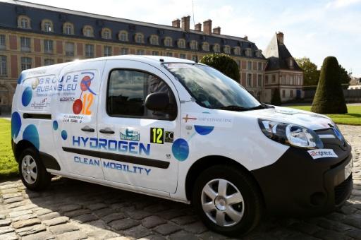 mobilité hydrogne france projets
