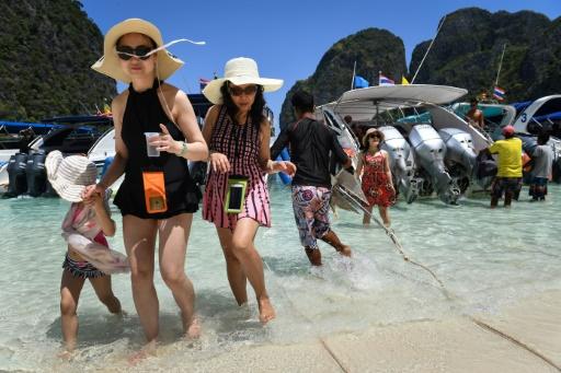 thailande plage