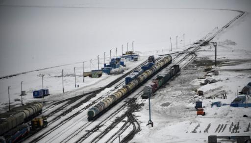 arctique russe forage gazier nord stream 2