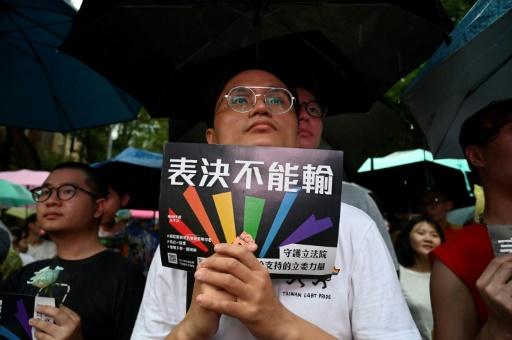 taiwan mariage gay